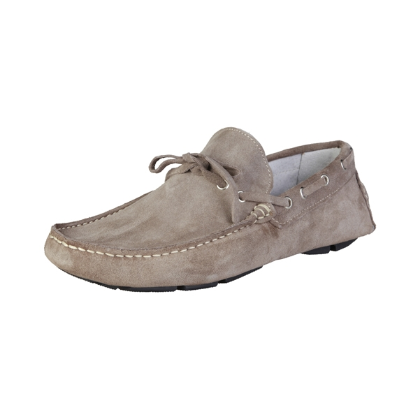 Mocasini Made In Italia Pietro Taupe